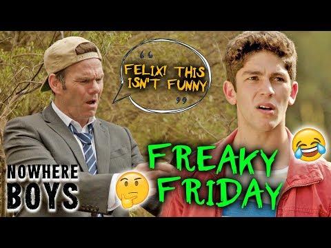 Freaky Friday In Bremin   Season 2   Nowhere Boys