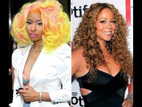 Nicki Minaj vs. Mariah Carey