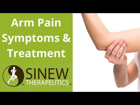 Arm Pain Symptoms and Treatment