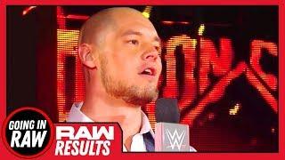 Video Baron Corbin Got A Haircut. WWE Raw 6/11/18 Review & Results (Going In Raw Podcast) MP3, 3GP, MP4, WEBM, AVI, FLV Juni 2018