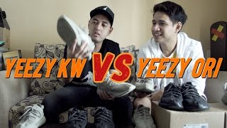 Video BEDANYA YEEZY BOOST 350 YANG ORI & YANG KW #KemTalks MP3, 3GP, MP4, WEBM, AVI, FLV Januari 2018