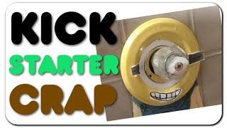 Video Kickstarter Crap - MINION + Toy Channel MP3, 3GP, MP4, WEBM, AVI, FLV Agustus 2017