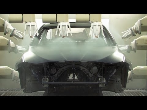 The Making Of A BMW: BMW Dingolfing Plant [Video]