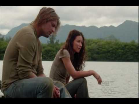 Lost season 6 ep 2- Sawyer cries