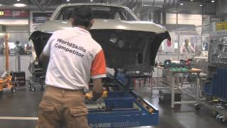 WSC2013 Autobody Repair