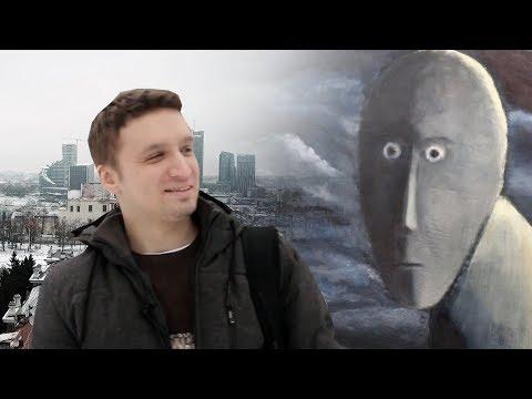 ДЕБИЛ ПУТЕШЕСТВУЕТ #1 - Вильнюс