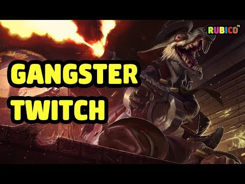 GANGSTER TWITCH SKIN SPOTLIGHT