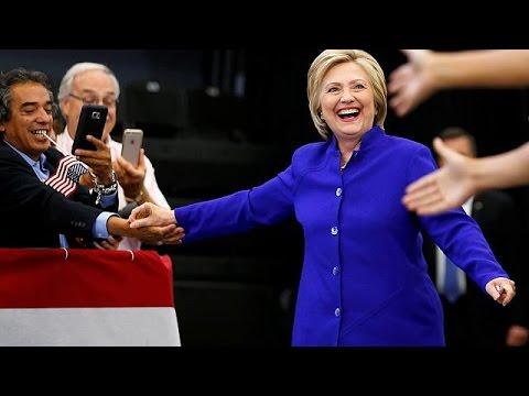 ΗΠΑ: Στην τελική ευθεία για το χρίσμα των Δημοκρατικών η Χίλαρι Κλίντον