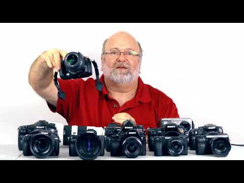 Best Sony cameras (as of October 2017)
