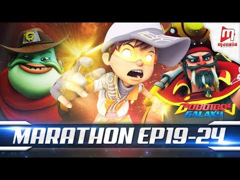 Download Video BoBoiBoy Galaxy Marathon - EPISOD 19 - 24