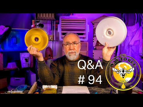 Beekeeping Questions and Answers Episode 94, are you ready for spring? Swarms? Nucleus Hive issues.