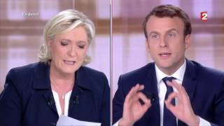 Video Macron VS Le Pen Au Grand Débat - 2ème Partie (03/05/17) MP3, 3GP, MP4, WEBM, AVI, FLV Juni 2017
