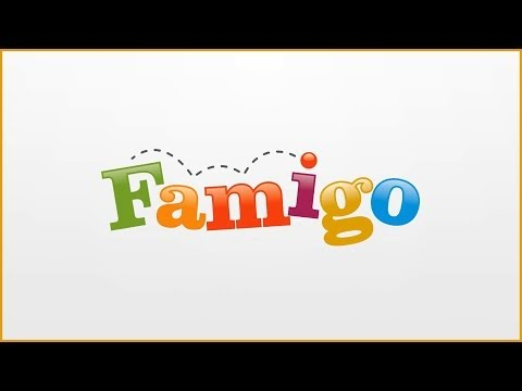 Video of Famigo: Kids' Educational App