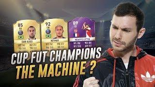 Video FIFA 17 - CUP FUT CHAMPIONS - THE MACHINE ? MP3, 3GP, MP4, WEBM, AVI, FLV Agustus 2017