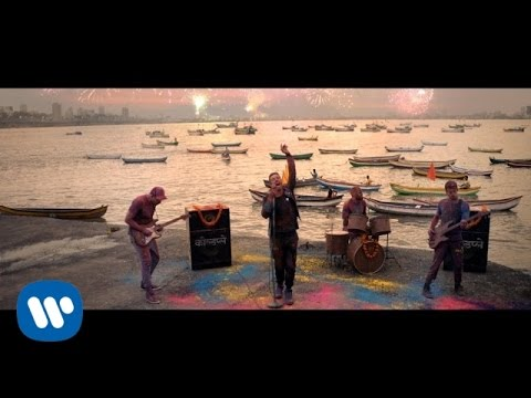 WATCH: Coldplay Drops