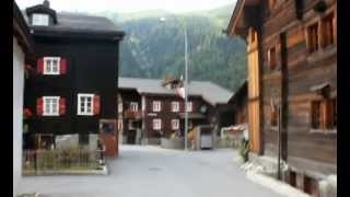 Oberwald Switzerland  city photos : A walk through the village oberwald (Wallis, Switzerland)