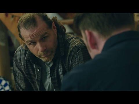 "Brett Dalton stumbles through a prayer in WWE Studios' ""The Resurrection of Gavin Stone"""