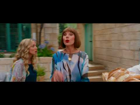 Mamma Mia! Here We Go Again Movie Clip -  Sophie Sings Angel Eyes With Rosie And Tanya