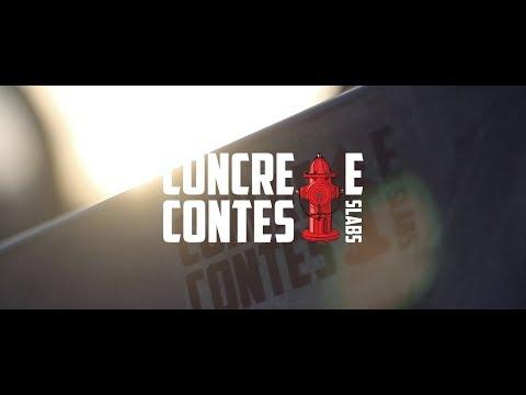 AveBmx Concrete Slabs Contest Leszno 2018