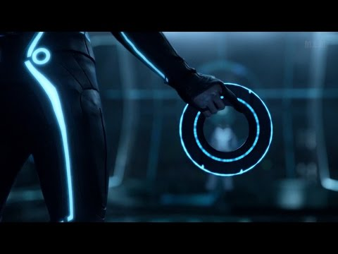 Tron (2010) -  Disc Wars - Only Action [1080p]