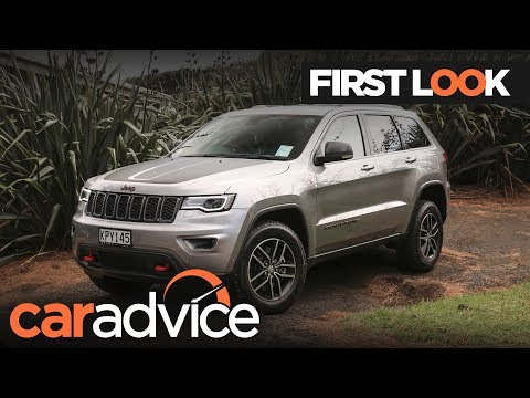 2017 Jeep Grand Cherokee review | CarAdvice