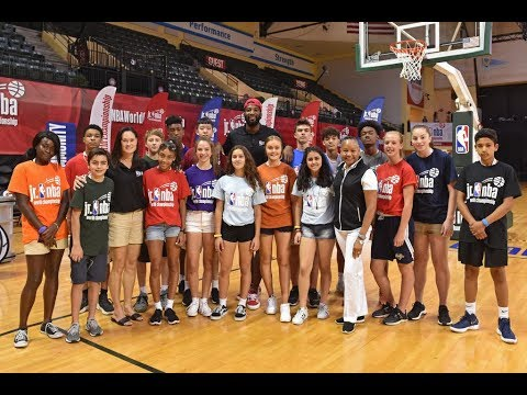 JR. NBA WORLD CHAMPIONSHIPS 2018 - GET READY!