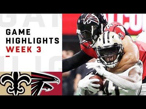 Saints vs. Falcons Week 3 Highlights | NFL 2018 - Thời lượng: 13:01.