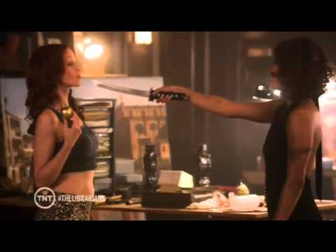 The Librarians 1x05 Promo And the Apple of Discord HD hd720