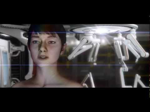 Quantic Dream – KARA Tech Demo