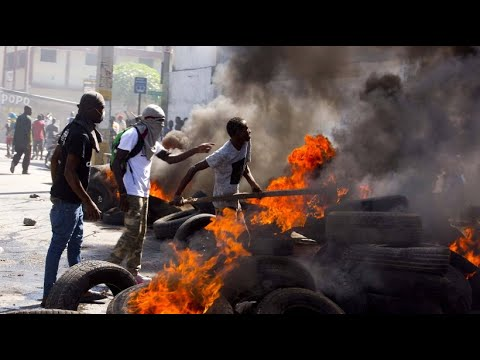 Haiti: Proteste gegen Korruption in Port-au-Prince