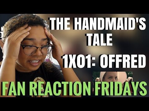 """The Handmaid's Tale Season 1 Episode 1: """"Offred"""" Reaction & Review 