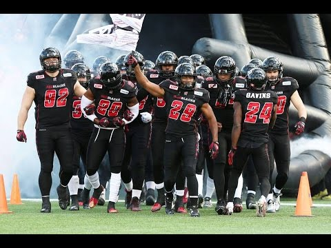 Ottawa REDBLACKS 2015 Tribute Video