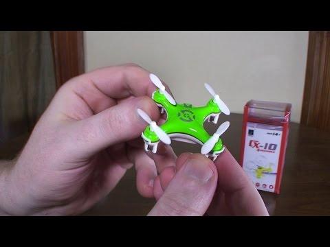 Rc mini drone снимок