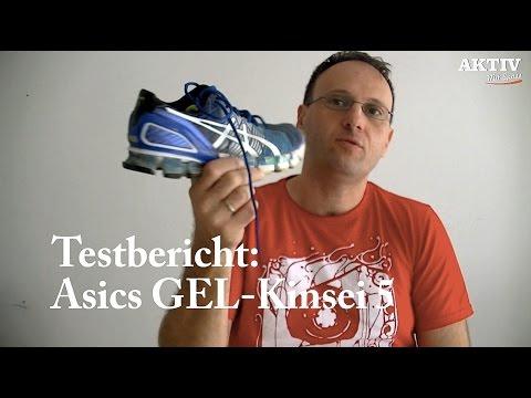 Testbericht: Asics GEL-Kinsei 5