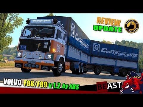 Volvo F88 by XBS v1.2