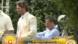 Sebastin Rulli y Angelique Boyer una Boda llega a #LQLVMR sera por Amor? #NotaHOY