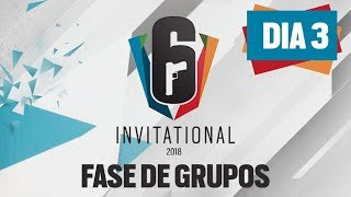 Video [DIA 3] Six Invitational 2018 | Fase de Grupos | AO VIVO - Rainbow Six Siege MP3, 3GP, MP4, WEBM, AVI, FLV Februari 2018