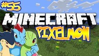 """TRIPLE EVOLUTION!!!""- PIXELMON (2.5.2 Minecraft Pokemon Mod) - #55"