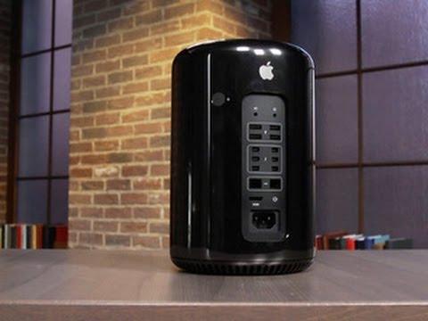 Hands-on with Apple's new Mac Pro desktop