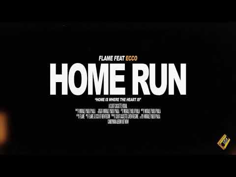 FLVME - HOME RUN (feat. ECCO) [Official Music Video]