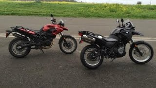 6. BMW G650GS vs F700GS * Bad Arithmetic