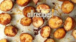 Ofenkartoffeln mit Parmesan