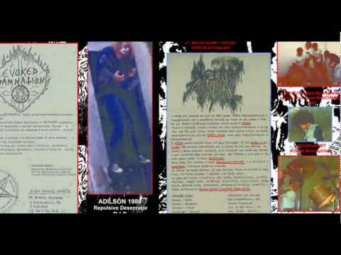 Prévia do álbum NECROVOMIT and EVOKED DAMNATION