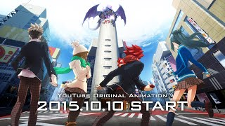Nonton [Ver.2] Anime Official Trailer | Monster Strike the Animation Official (English sub) [Full HD] Film Subtitle Indonesia Streaming Movie Download