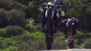 7. KTM 690 Duke vs. Husqvarna TR650 Strada | ON TWO WHEELS