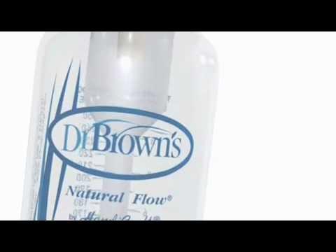 Biberón DrBrown ¿Cómo funciona?