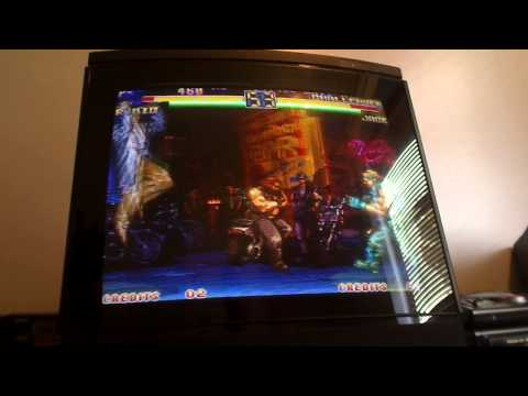art of fighting 2 neo geo review