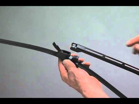 Trico Exact Fit Beam Blade - V notch
