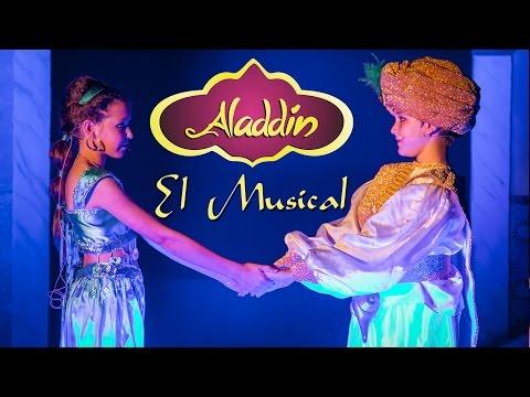 Aladdín el Musical - CEIP Ntra. Sra. de la Esperanza (видео)