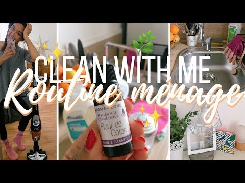CLEAN WITH ME 🌿 | Ma Routine Ménage Au Naturel !